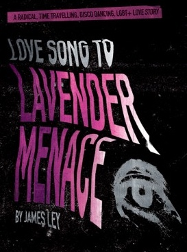 Book cover: Love Song to Lavender Menace