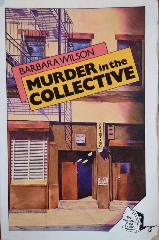 Cover: Murder in the Collective