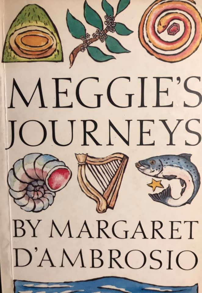 Book cover: Meggie's Journey