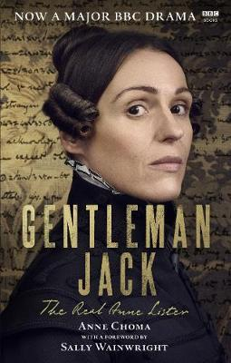 Book cover: Gentleman Jack: the Real Anne Lister