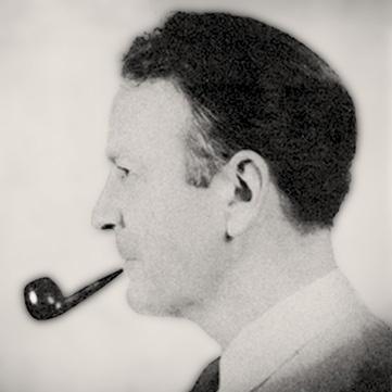 Photo: Raymond Chandler 1943