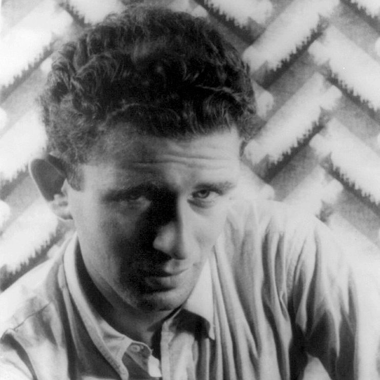 Photo: Norman Mailer 1948