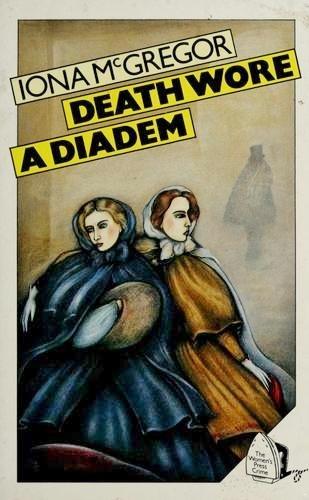 Book cover: Death Wore a Diadem