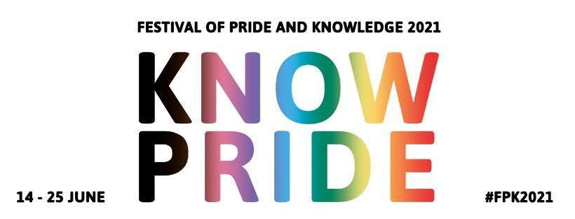 Image: CILIP LGBTQ+ Festival of Pride and Knowledge 2021 Banner