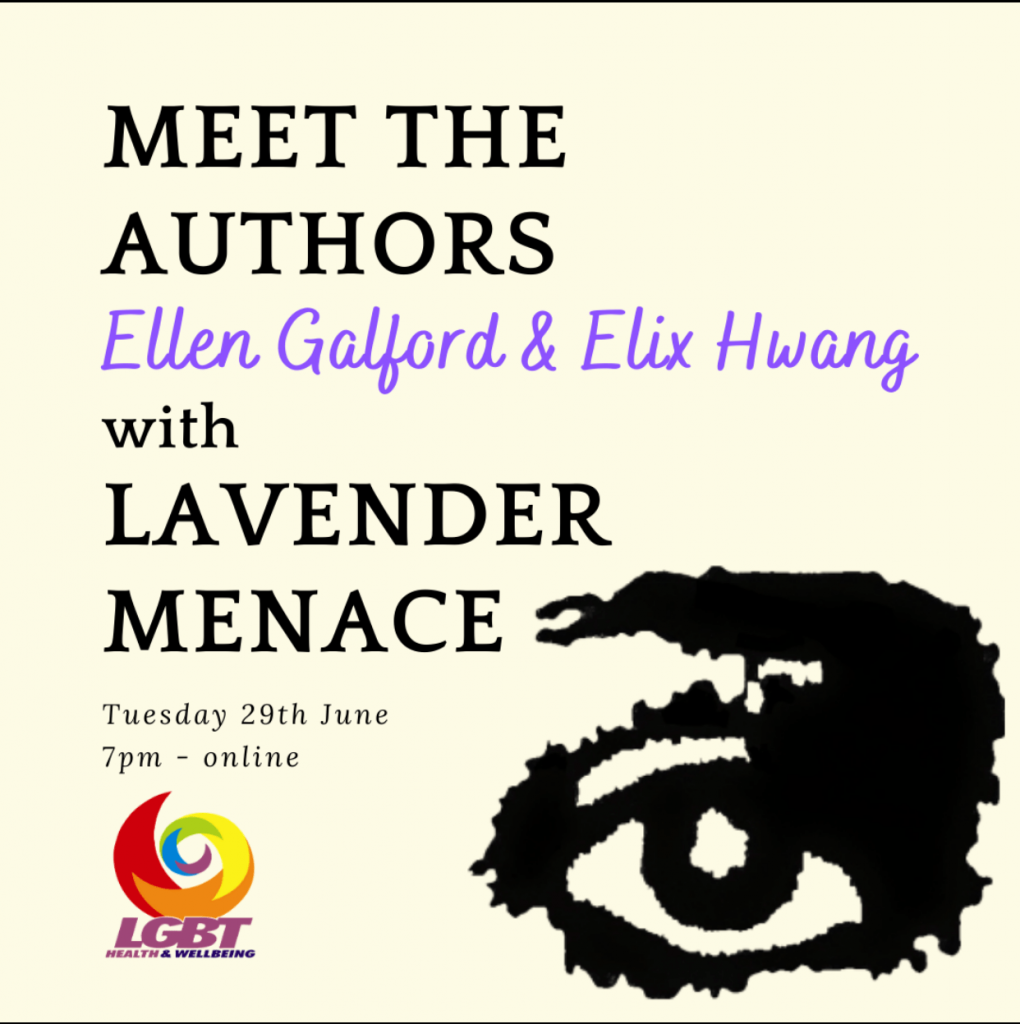Image: Meet the Authors Advert