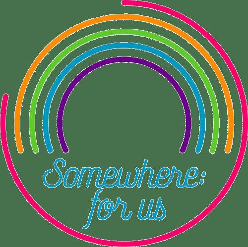 Logo: Somewhere for Us